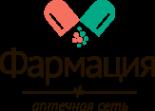 Логотип компании Фармация